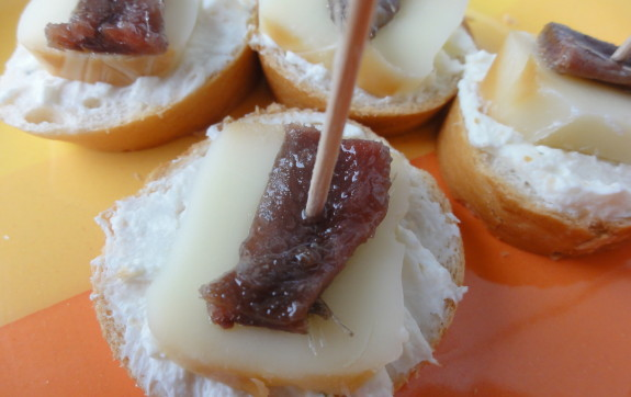 Recept party jednohubky