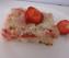 Kynutý jahodový koláč