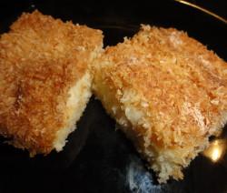 Kokosový koláč Rafaelo