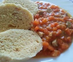 vepřové s mrkví