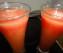 Melounový koktejl s vodkou