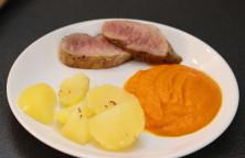 Panenka s mrkvovým pyré